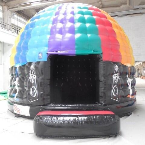 disco dome17